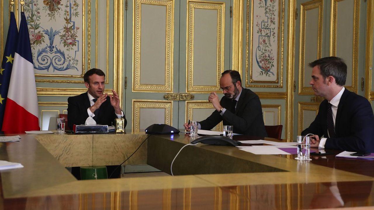 Entre le chef de l'Etat et le Premier ministre, la répartition de la communication a été «précisée et clarifiée», indique l'Elysée.
