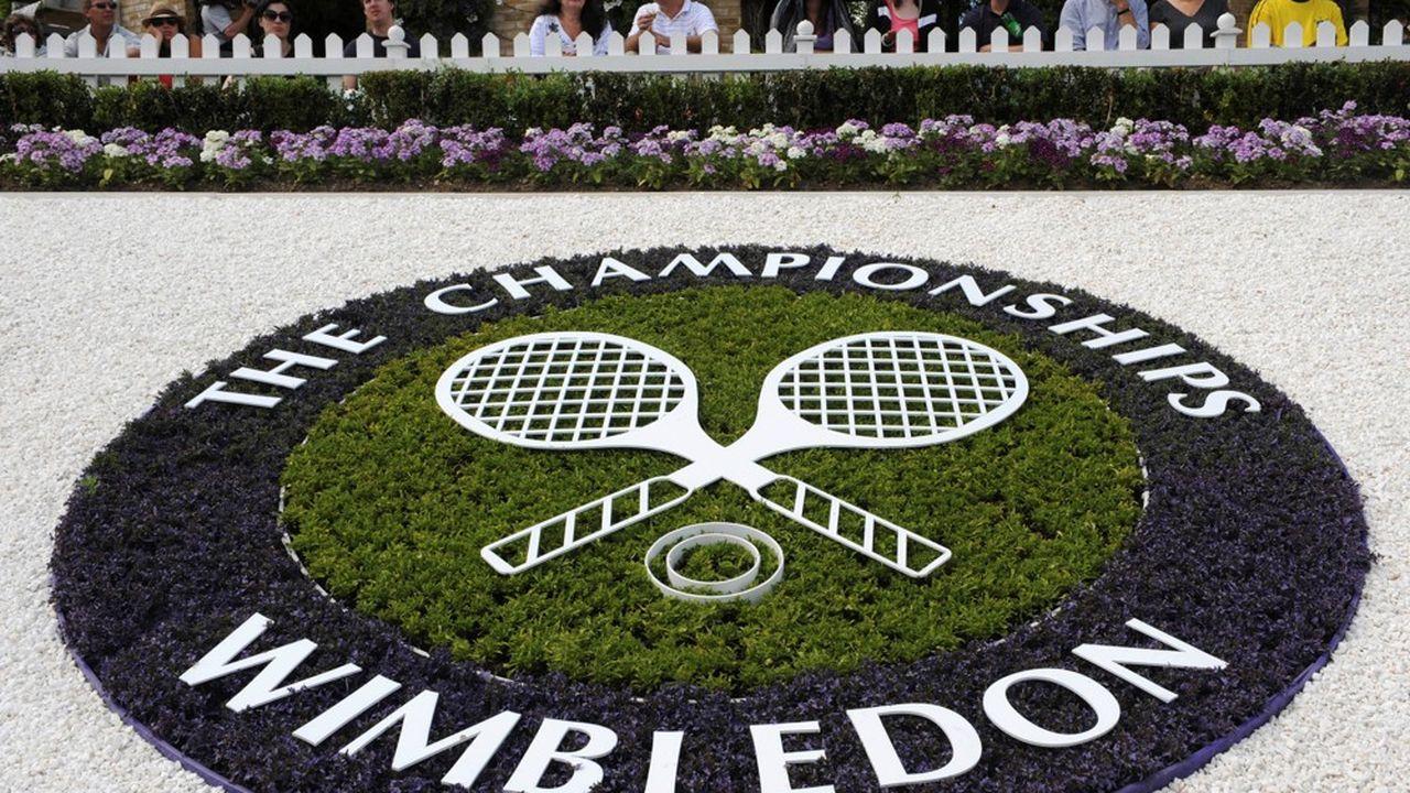 Le tournoi de Wimbledon a été annulé en raison de l'épidémie de coronavirus.