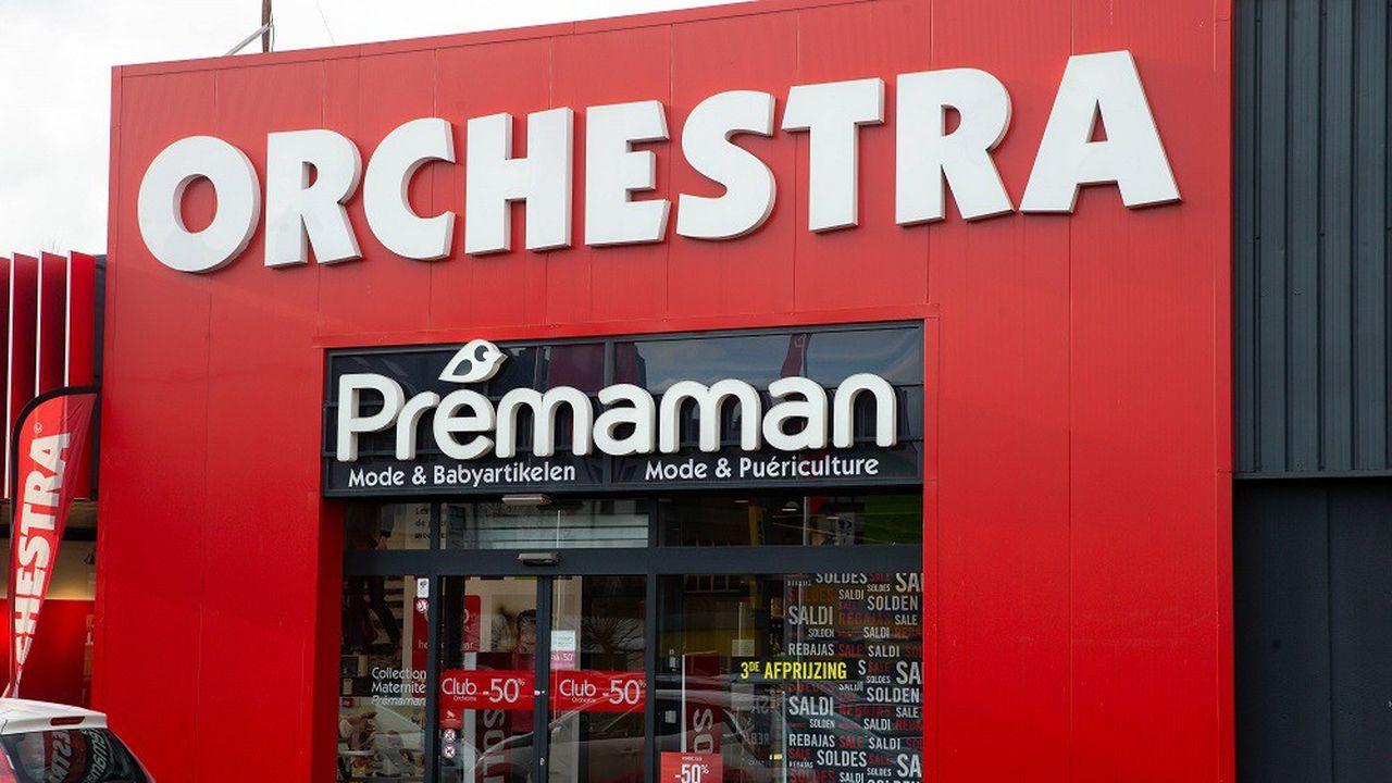 Le groupe Orchestra-Prémaman, spécialisé dans le prêt-à-porter enfantin et les articles de puériculture, se dirige vers un redressement judiciaire.