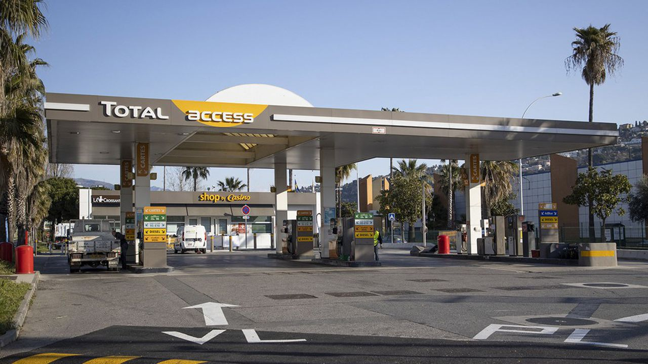 Effondrement historique de la consommation de carburants en France