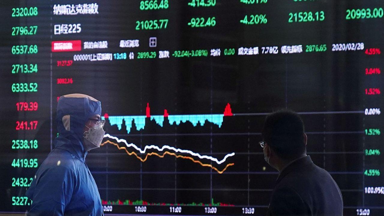 La Chine a devancé les Etats-Unis en nombre d'IPOs. Le coronavirus a un impact. De nombreuses sociétés ont reporté leur entrée sur le marché. WeDoctor, plateforme chinoise de prise de rendez-vous médicaux, vient de choisir ses banques introductrices.