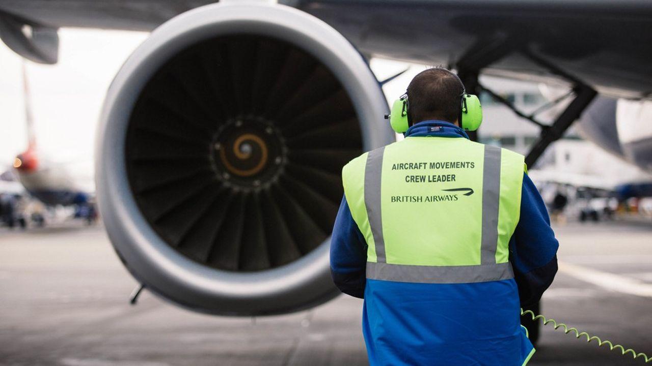 Les trois quart des 40.000 salariés de British Airways vont se retrouver au chômage partiel, comme leurs collègues européens.