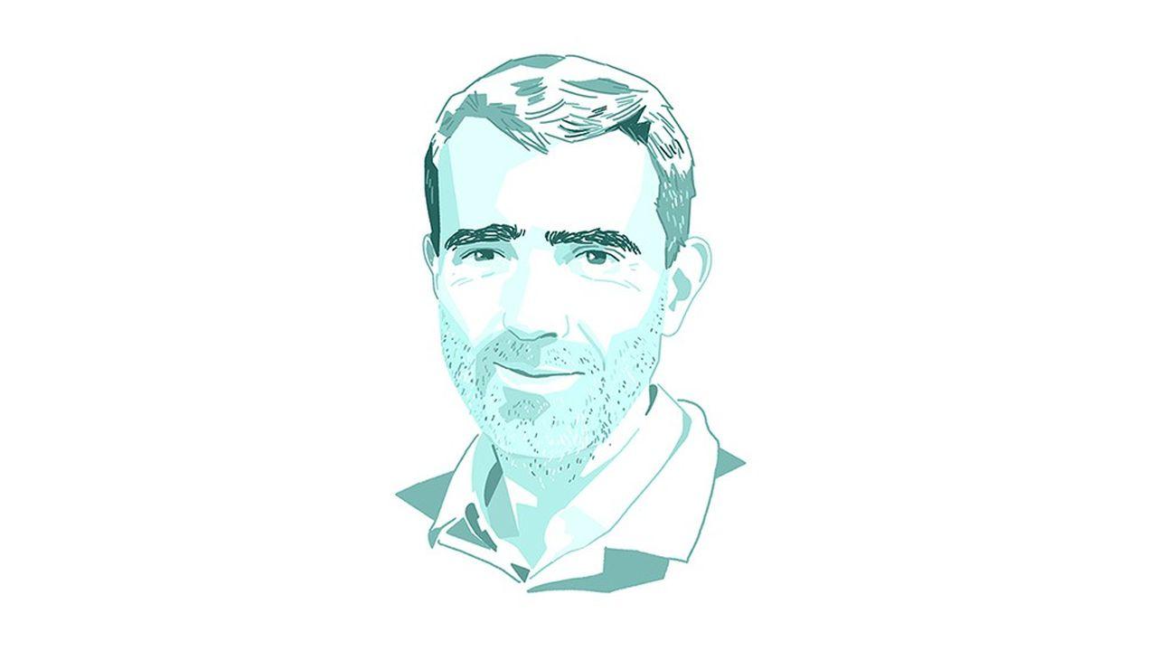 Guillaume Richard, PDG de Oui Care.