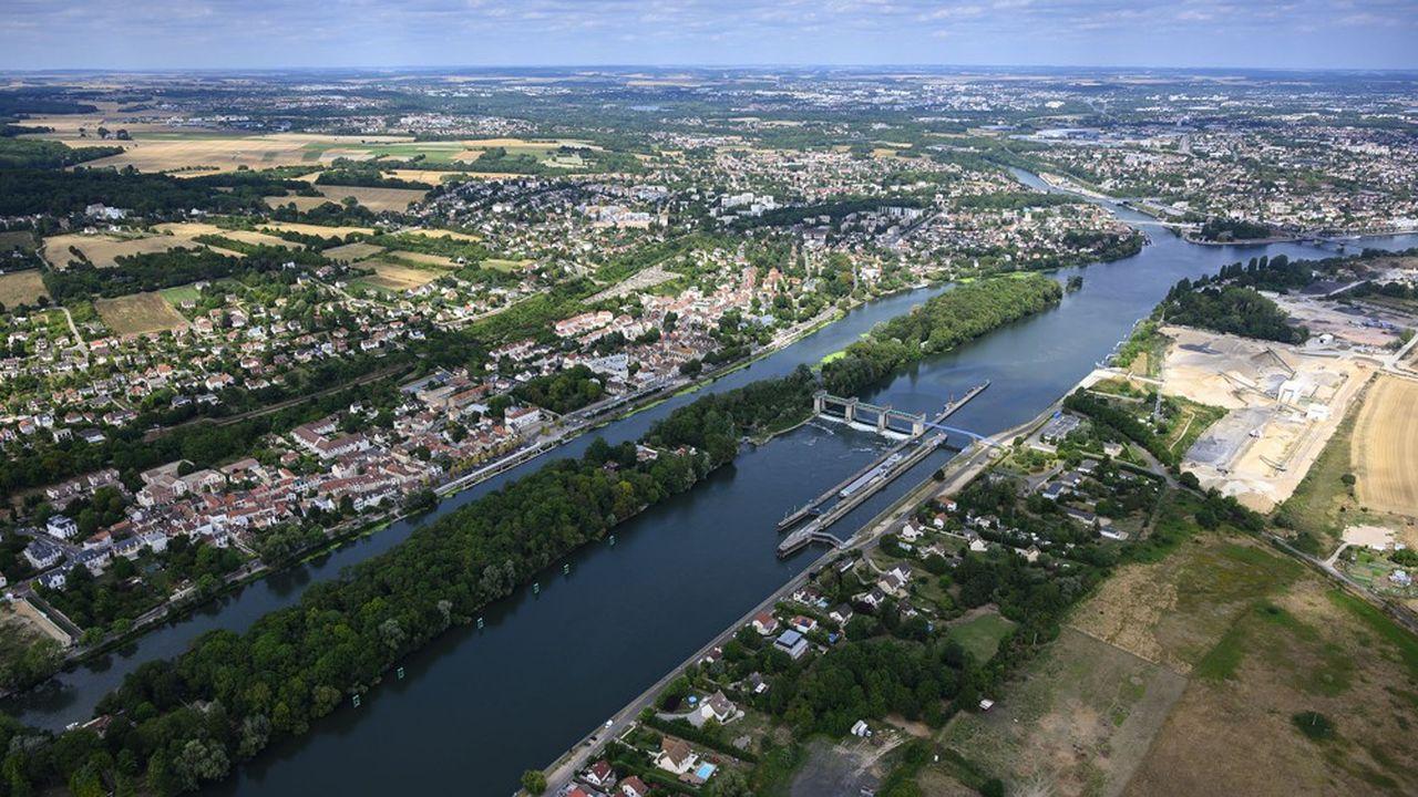 Le Val-d'Oise prolonge l'interdiction d'accès aux berges