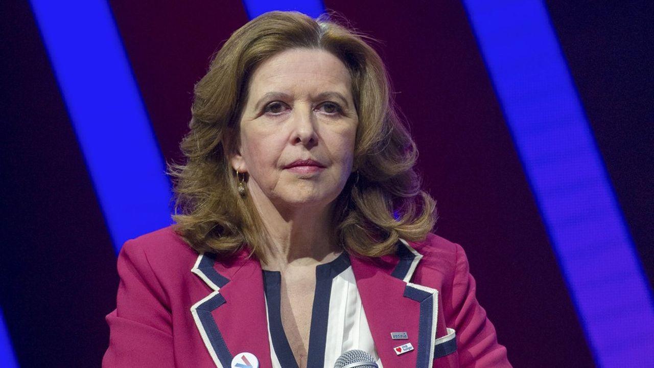 Sophie Bellon, la présidente du conseil d'administration Sodexo, renonce à 50% de son salaire fixe pour aider les salariés les plus vulnérables qui vont perdre leur emploi.