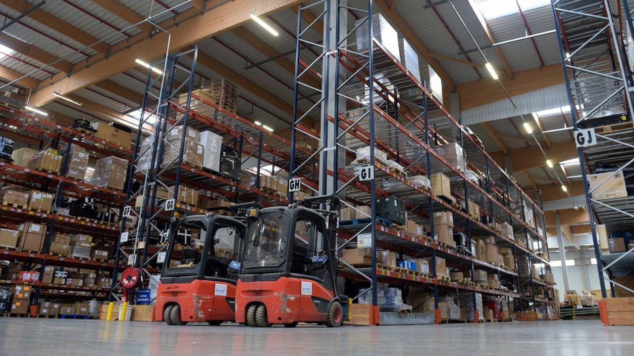 En France, le secteur de la logistique et du transport représente environ 10% des emplois