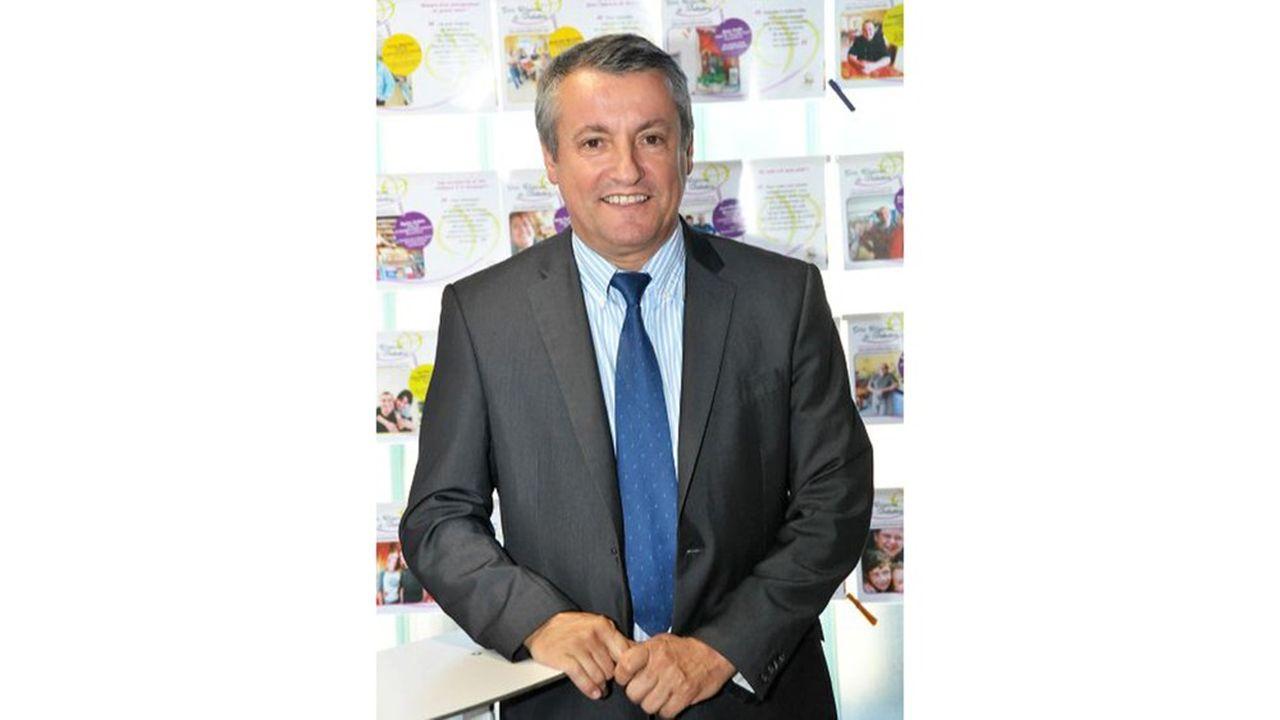 Christian Vabret est artisan boulanger-pâtissier et premier vice-président de CMA France.