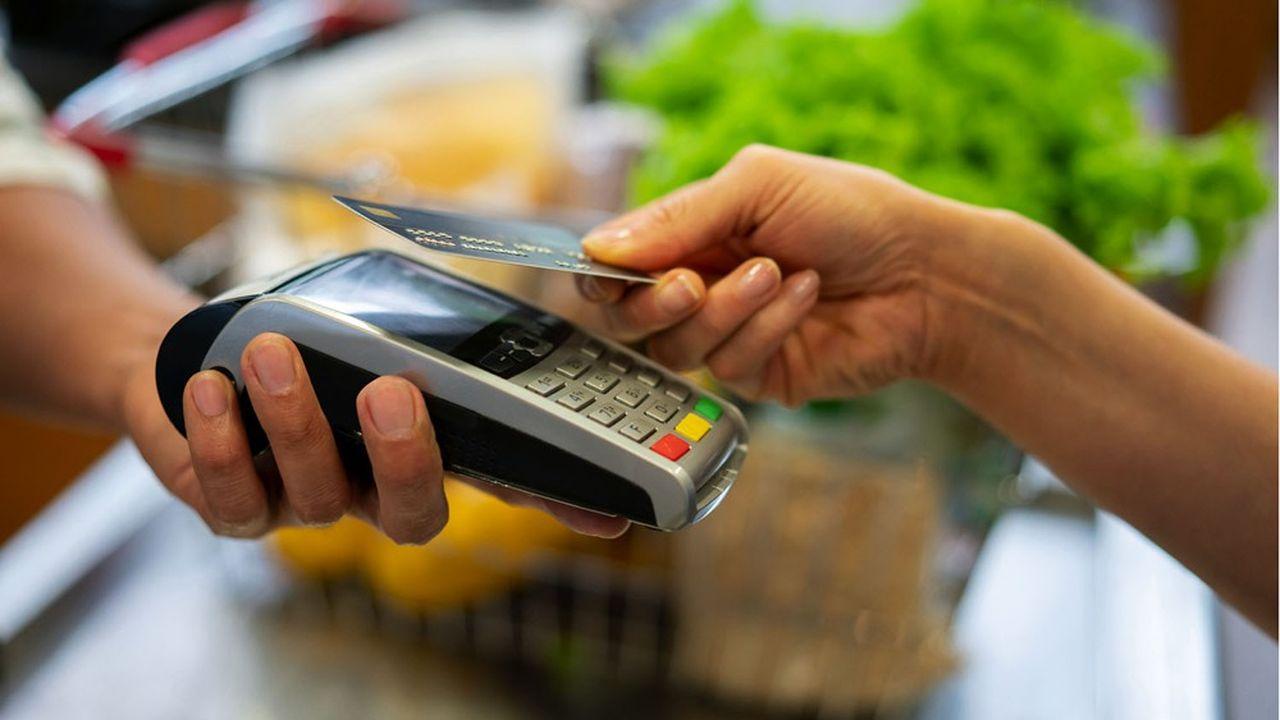 Le paiement sans contact progresse encore plus vite que la moyenne d'avant crise.