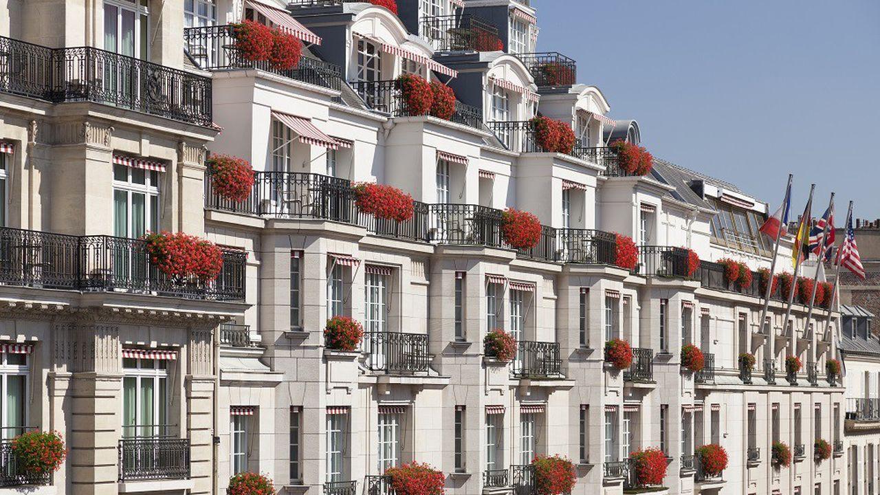 Selon STR, Paris est l'une des grandes villes européennes où l'effondrement de l'activité hôtelière a été le plus fort courant mars, avec un recul de 75% de la recette unitaire.