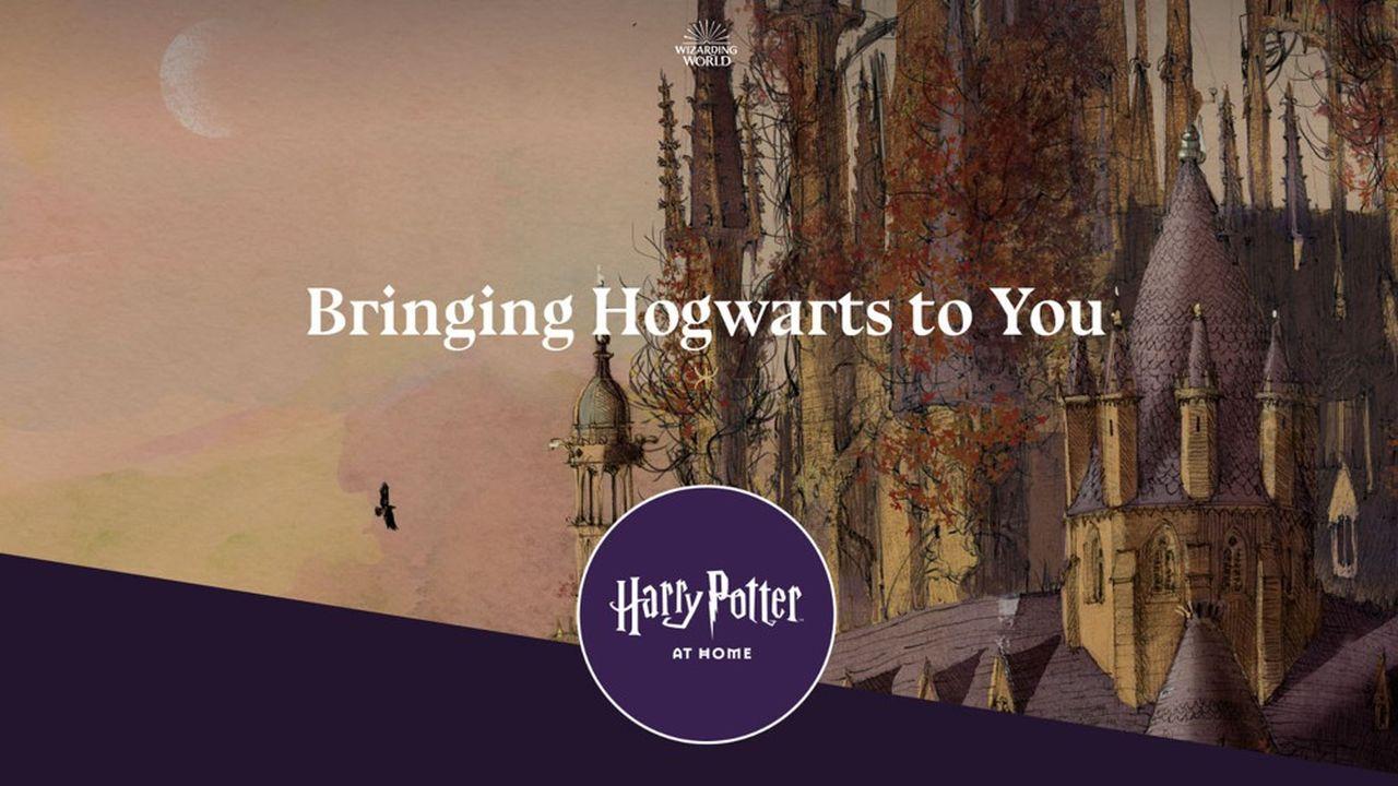 J.K Rowling veut aider les fans de la saga à vivre la période du confinement.