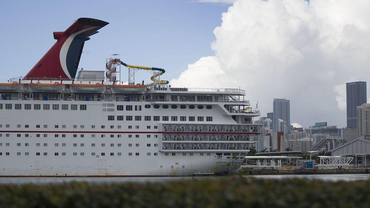 Carnival a enregistré ces dernières semaines une série de décès et de contaminations au Covid-19 à bord de ses bateaux.