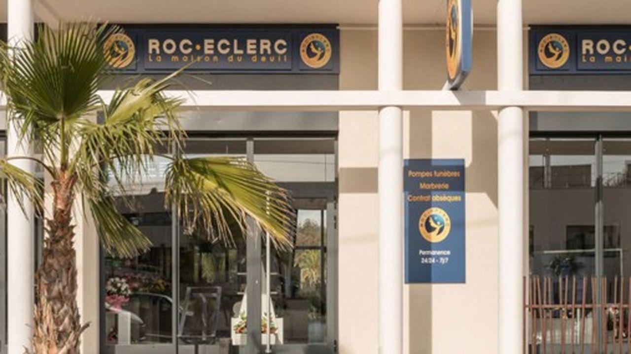 Funecap est propriétaire de la marque Roc Eclerc.