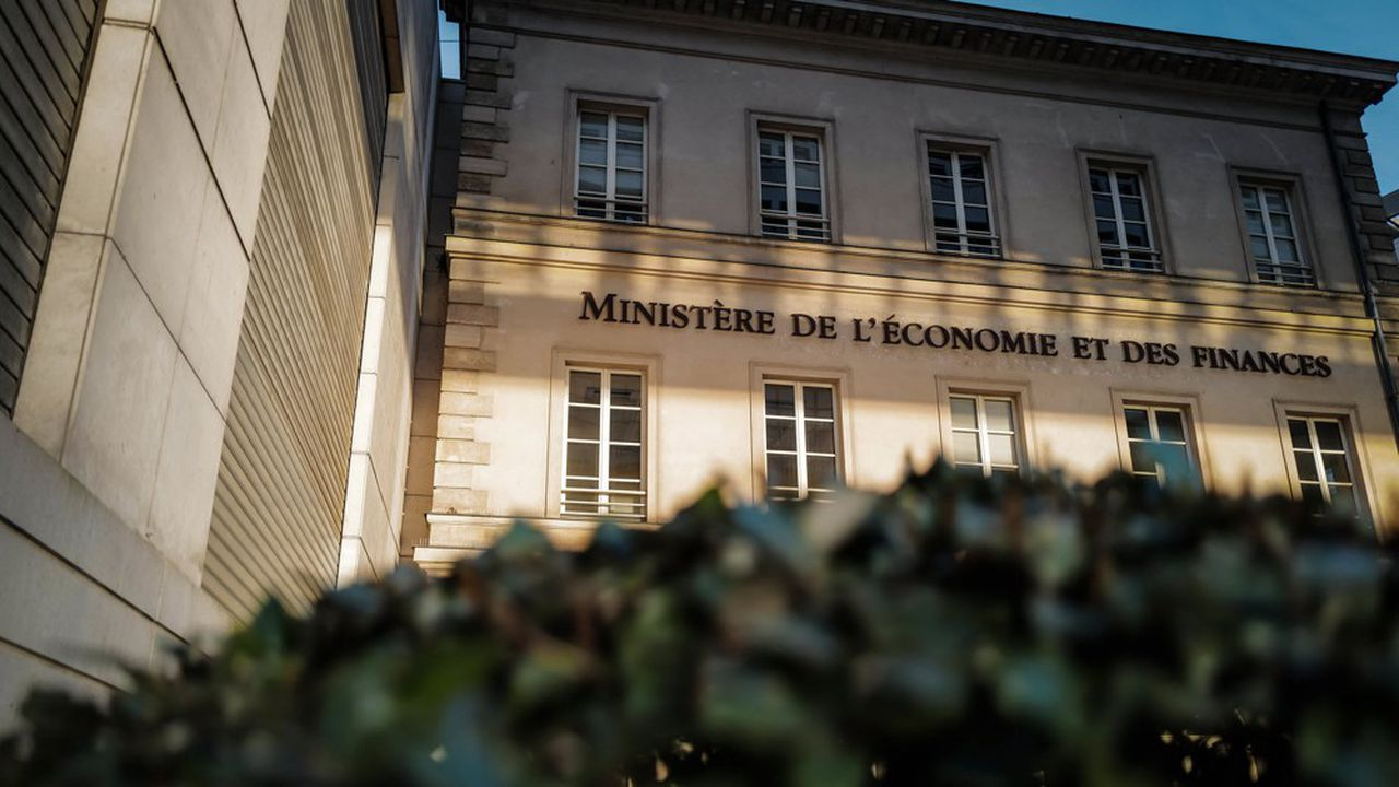 Ministère de l'économie.