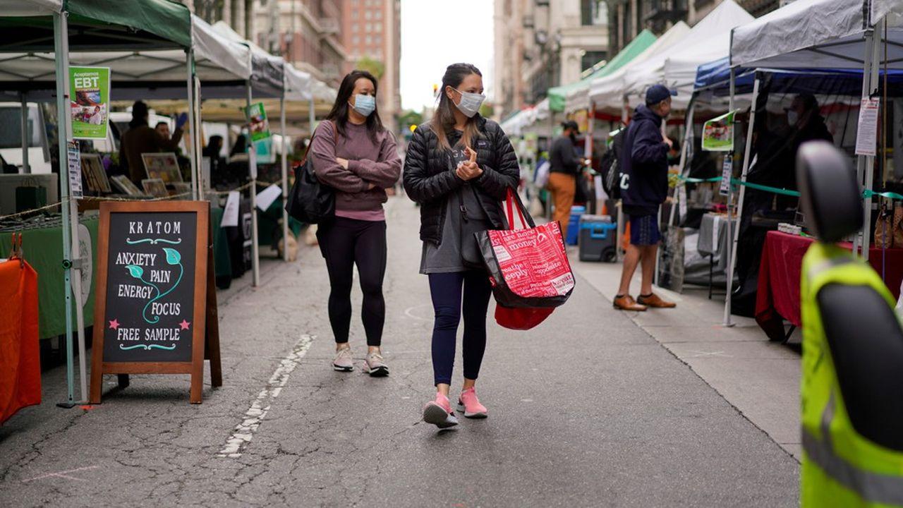 Coronavirus aux Etats-Unis: 1 150 morts de plus en 24 heures