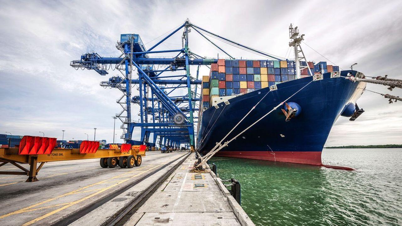 Le commerce mondial devrait se contracter de 4,3% en volume en 2020.
