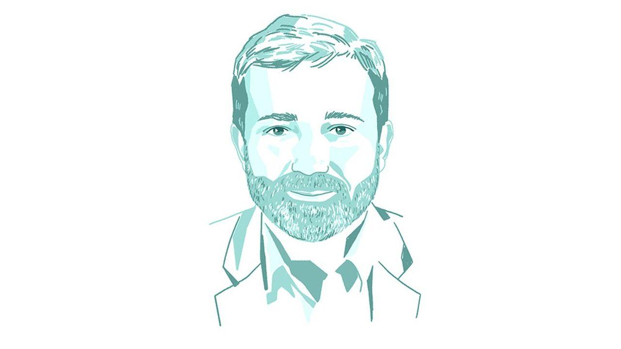 Stéphane Distinguin, PDG de l'entreprise de conseils et de création de produits numériques Fabernovel.