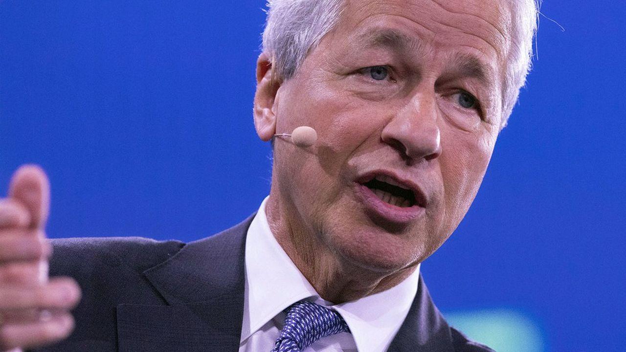 Jamie Dimon, PDG de JP Morgan Chase.
