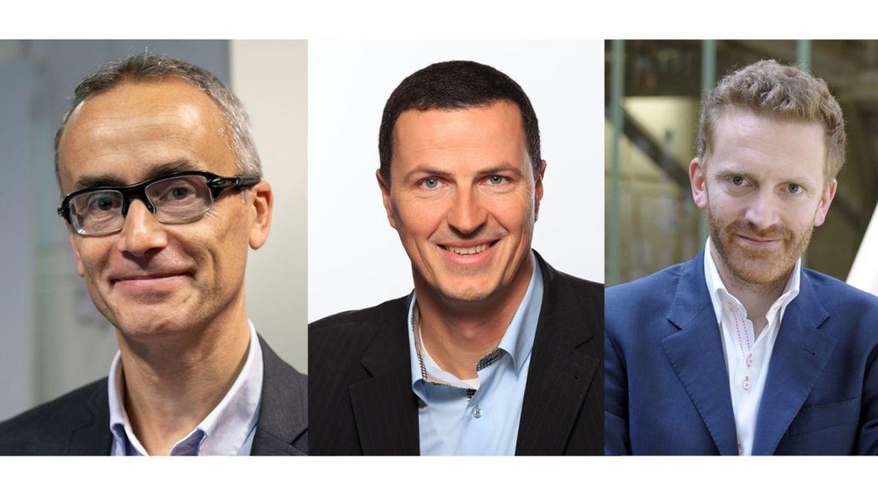 Jean-Baptiste Rudelle (Criteo) et Pierre Kosciusko-Morizet (PriceMinister Rakuten) sont deux des entrepreneurs français à avoir créé et fait prospérer leur start-up en temps de crise.