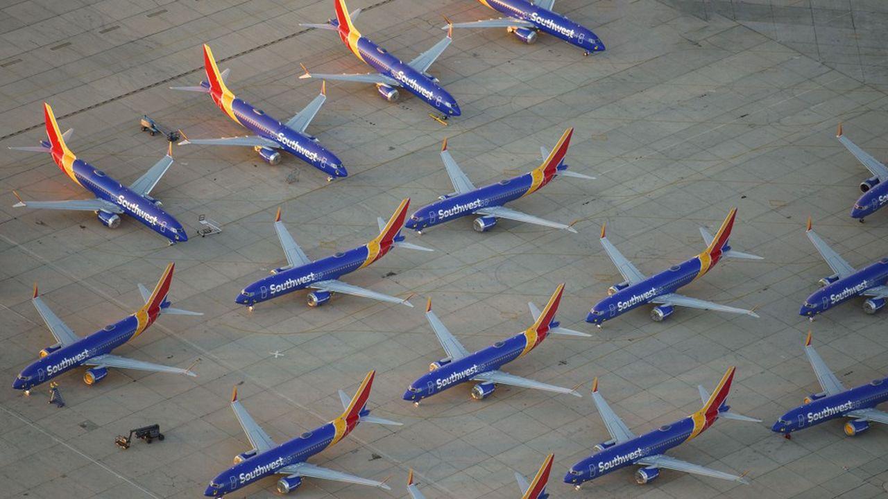 Alors que la production de 737 Max est déjà à l'arrêt depuis le début de l'année, Boeing a décidé de prolonger l'arrêt du principal site d'assemblage de long-courriers.