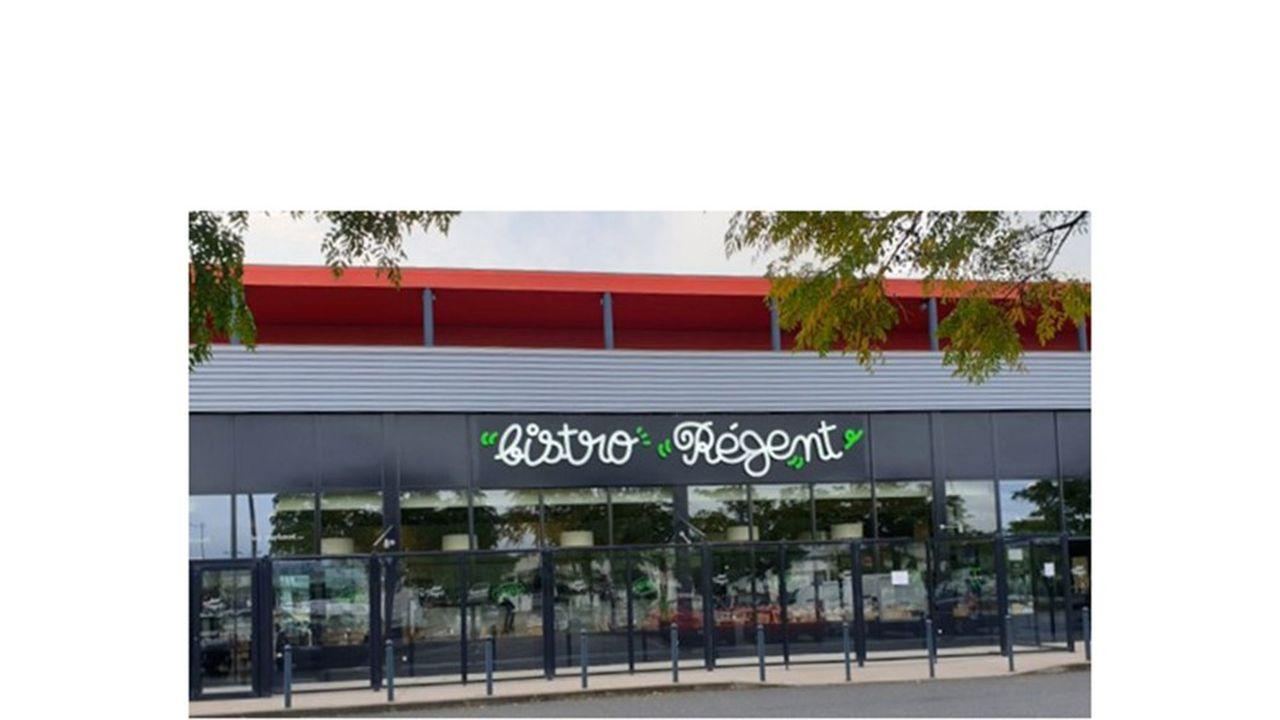 L'enseigne Bistro Régent compte 126restaurants.