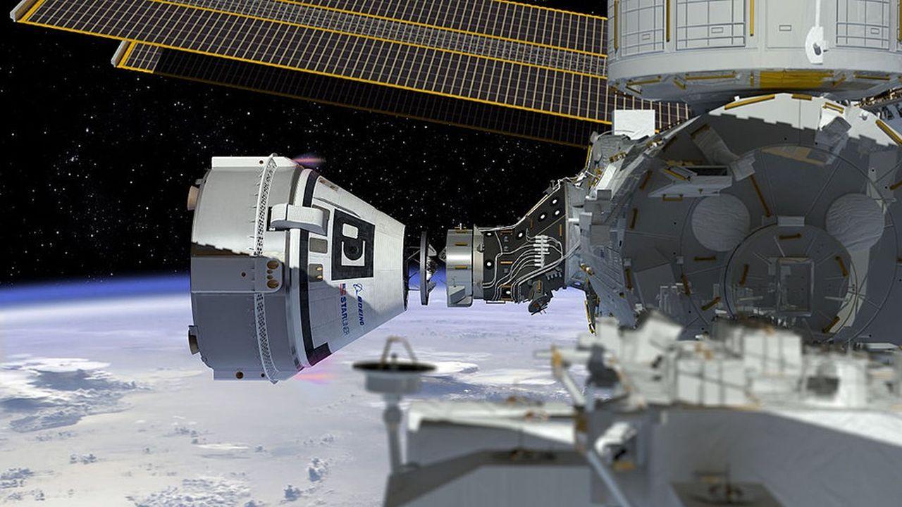 Au cours de son premier vol, Starliner n'avait pas pu rejoindre la station spatiale internationale.