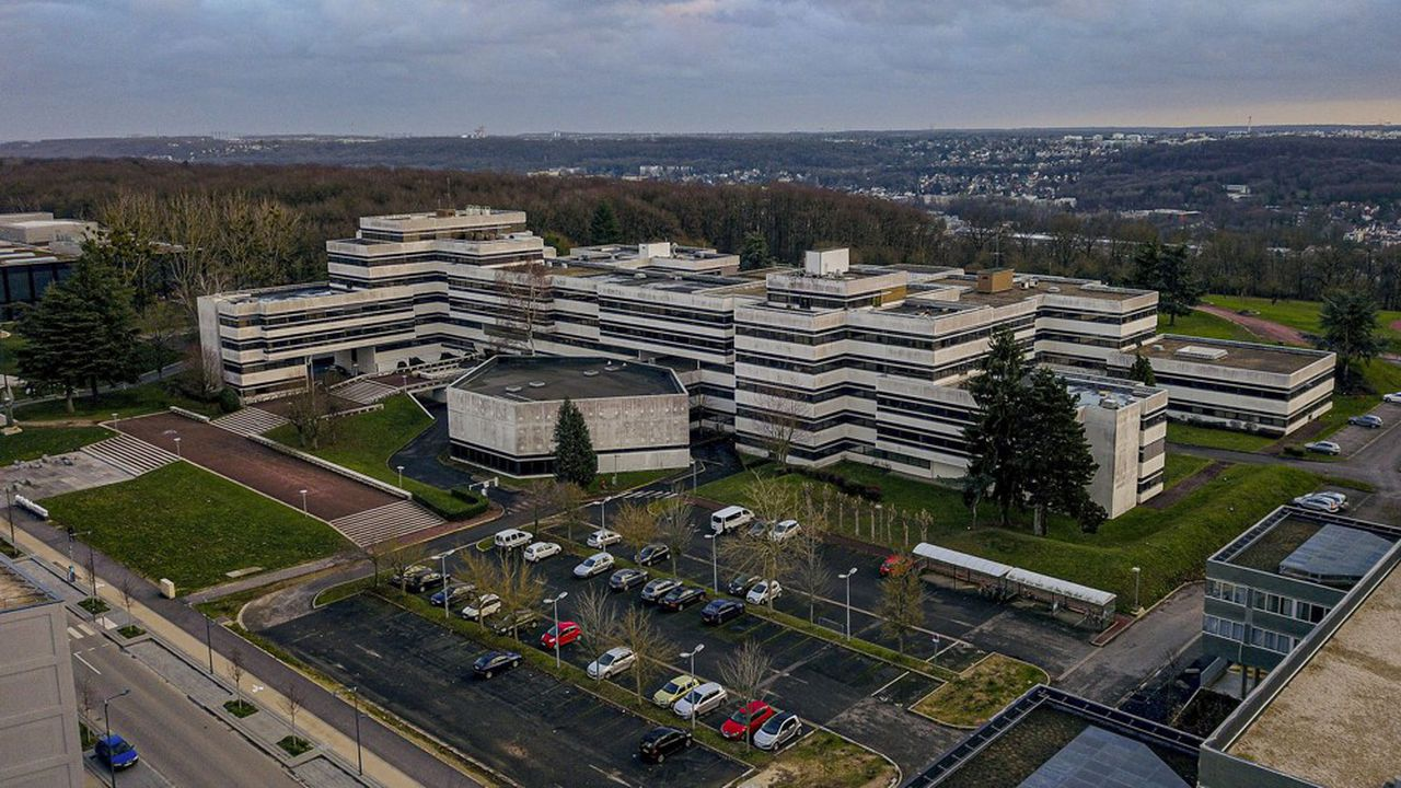 A Saclay, le campus s'étoffe de 160 logements étudiants