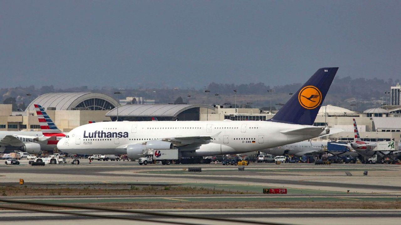 Pas de sortie de crise avant des mois, voire des années — Lufthansa
