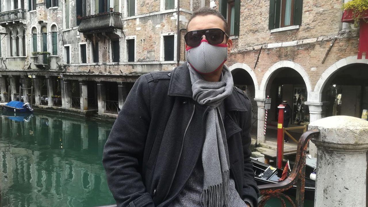 Le masque de protection antipollution de Mask Generation a été testé fin mars par les services de la DGA pour évaluer son efficacité contre le coronavirus.