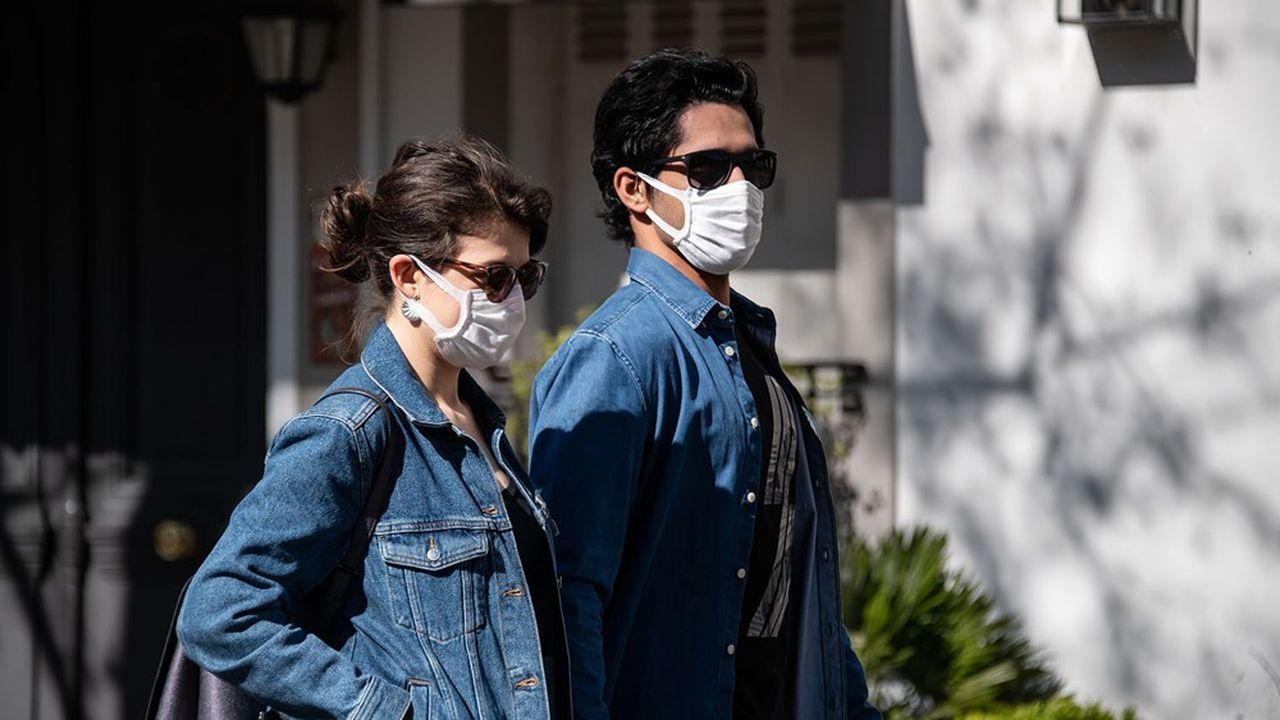 «Quel que soit le détail des mesures de déconfinement, il est hautement probable que le masque s'installe dans notre vie sociale»
