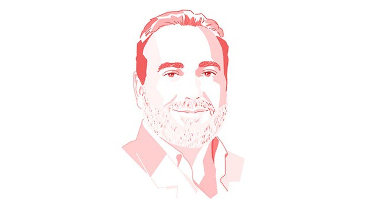 Le Dr Olivier Tuil est chef du pôle réanimation à l'Hôpital américain de Paris