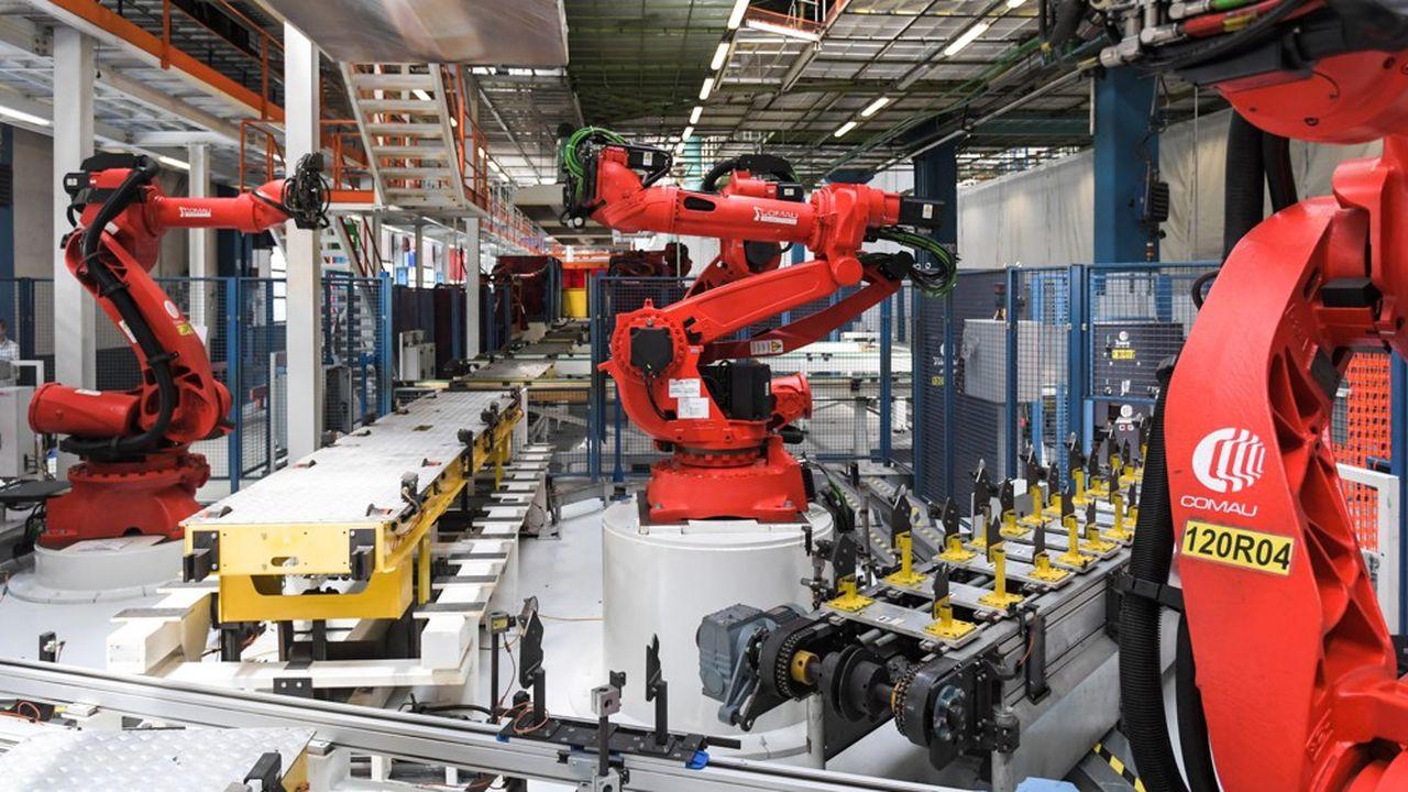 Fiat Chrysler a fermé la majorité de ses usines de fabrication européennes jusqu'au 27 mars.