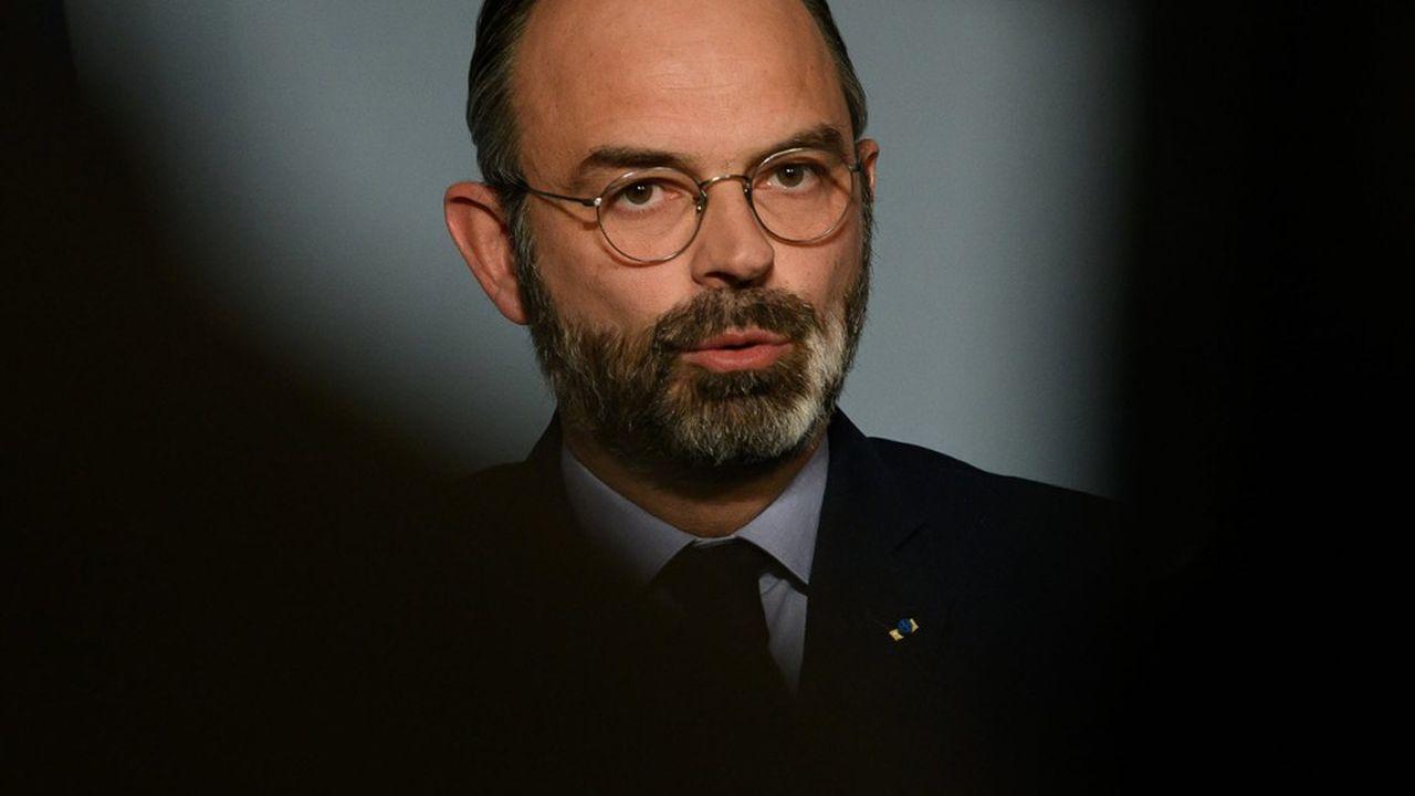 Edouard Philippe.