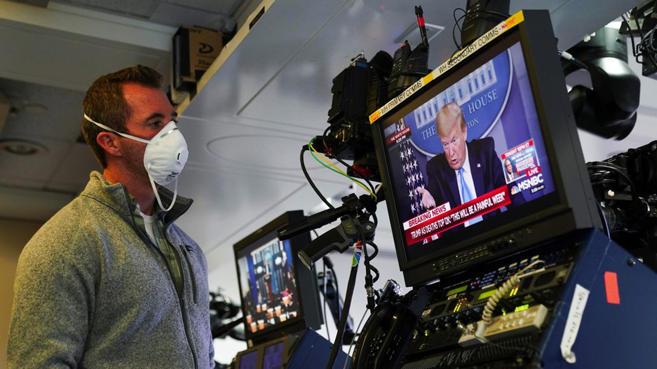 «Tout semble très biaisé en faveur de la Chine» depuis des années, a estimé mardi le président américain lors de sa conférence de presse quotidienne à la Maison Blanche.