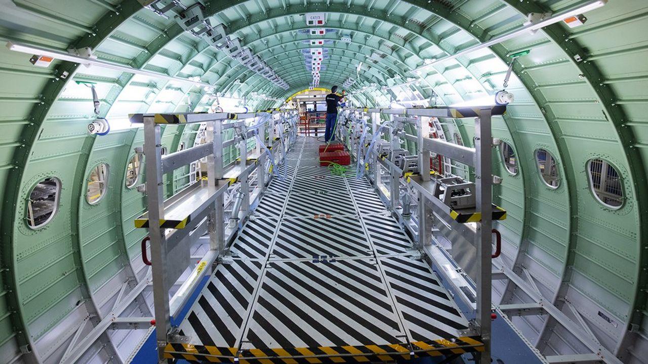 Coronavirus : Airbus va réduire sa production d'avion d'un tiers