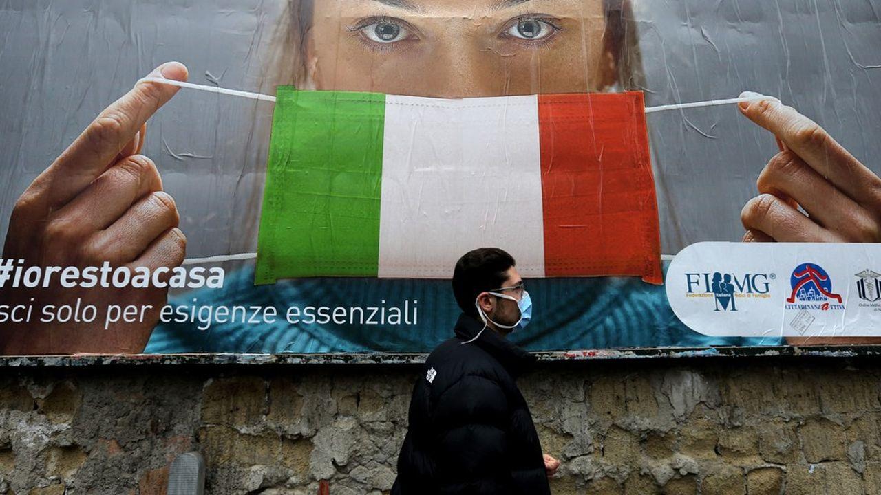 Les mafias italiennes sont déjà investies dans des vols et des trafics de masques de protection.