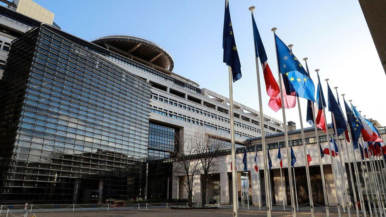 Après la crise, la dette publique française pourrait atteindre 118 % du PIB.