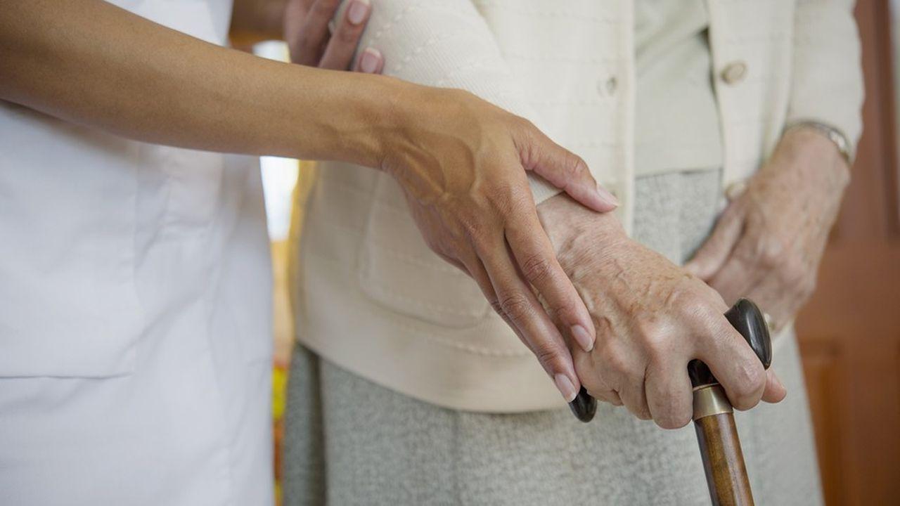 Une partie des auxiliaires de vie sont en arrêt maladie ou souhaitent garder leurs enfants.