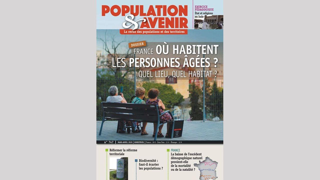 L'habitat des personnes âgées