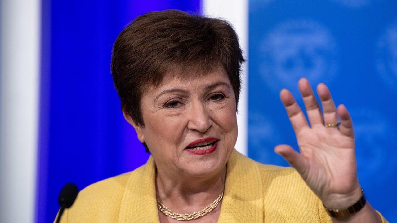 Pour la directrice du FMI, Kristalina Georgieva, le monde fait face au «pire effondrement économique depuis la Grande Dépression».
