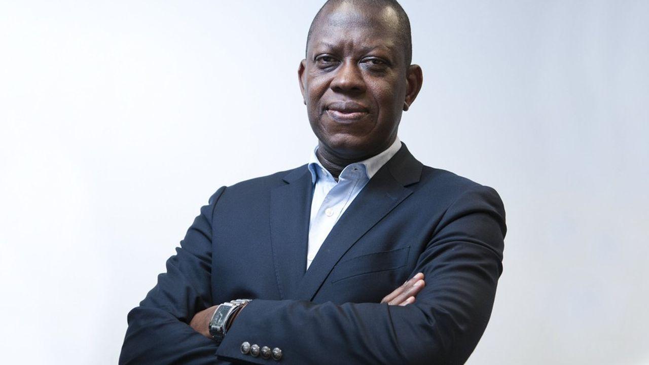 Kako Nubukpoest docteur en economie et ancien ministre de la Prospective du Togo.