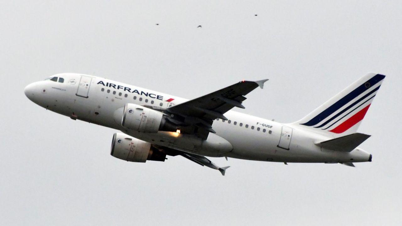 Le groupe a subi en mars une chute de plus de moitié de son nombre de passagers