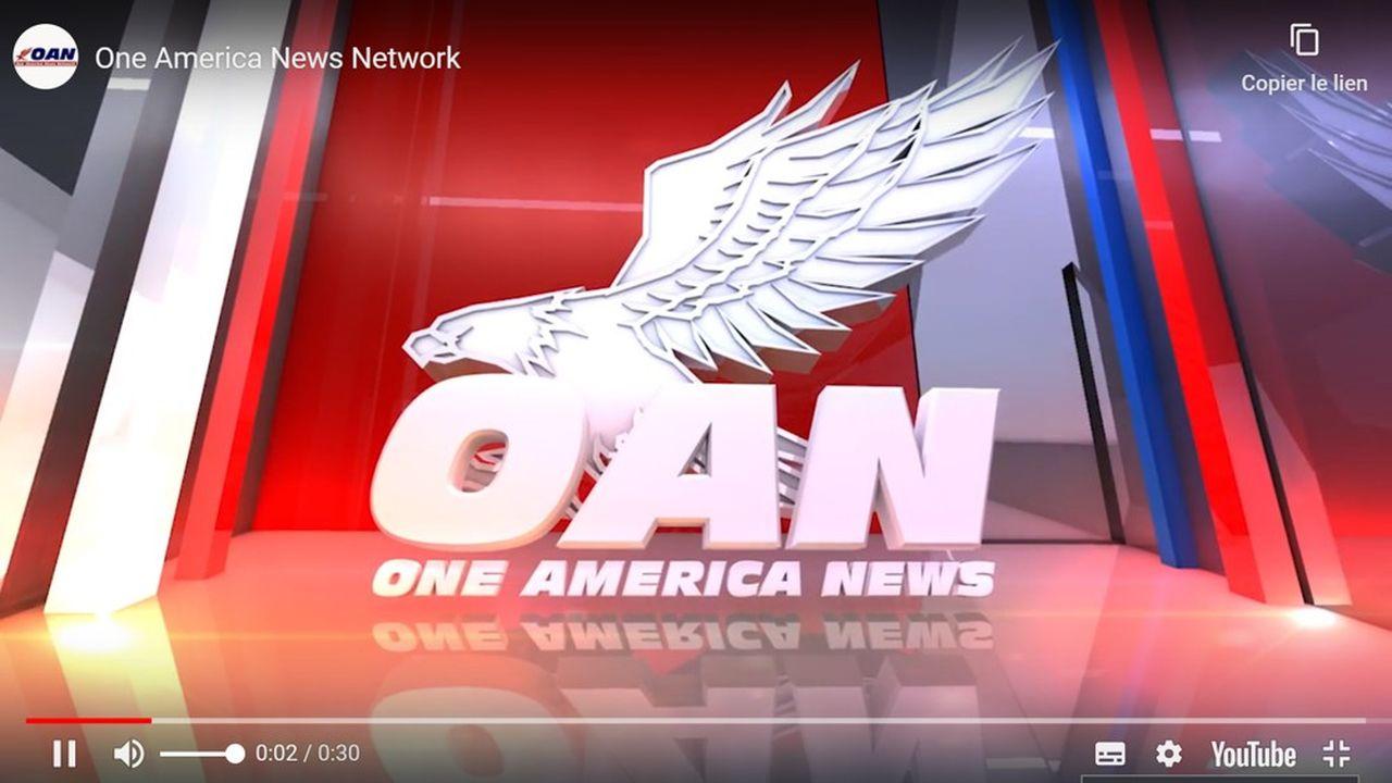 Inconnue avant l'arrivée au pouvoir de Donald Trump, One America News, chaîne de télévision basée à San Diego, en Californie, ferait presque passer Fox News pour un média modéré…