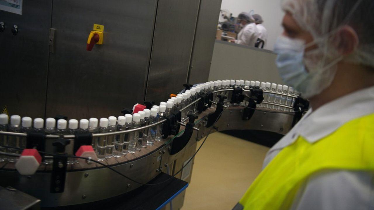 En ce moment, L'Hexagone n'utilise que 30 ou 40% de ses capacités industrielles. C'est un coup d'arrêt brutal, jamais vu.