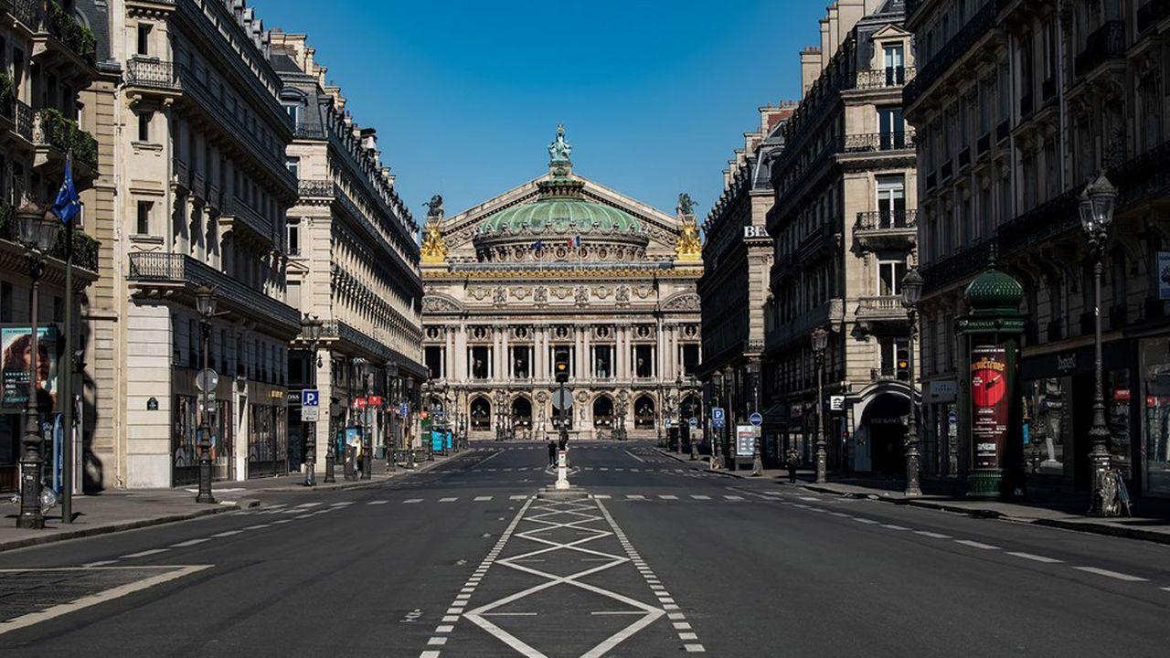 «L'arrêt de la France et d'une grande partie du monde coûtera une fortune. Le gouvernement a évoqué une décroissance de 3 %. Ce sera sûrement plus».