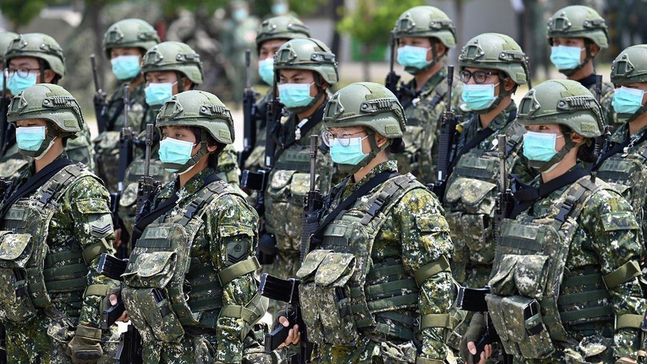 La présidente de Taïwan, Tsai Ing-wen, a invité le patron de l'OMS, Tedros Adhanom Ghebreyesus, à venir voir comment son pays avait géré, avec succès, la crise du coronavirus.