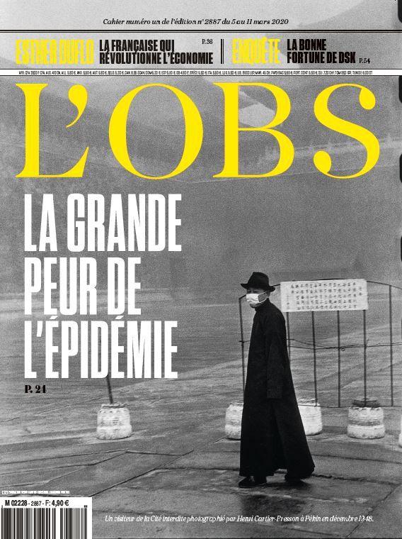 Coronavirus Les 10 Plus Belles Couvertures De Magazine Les Echos