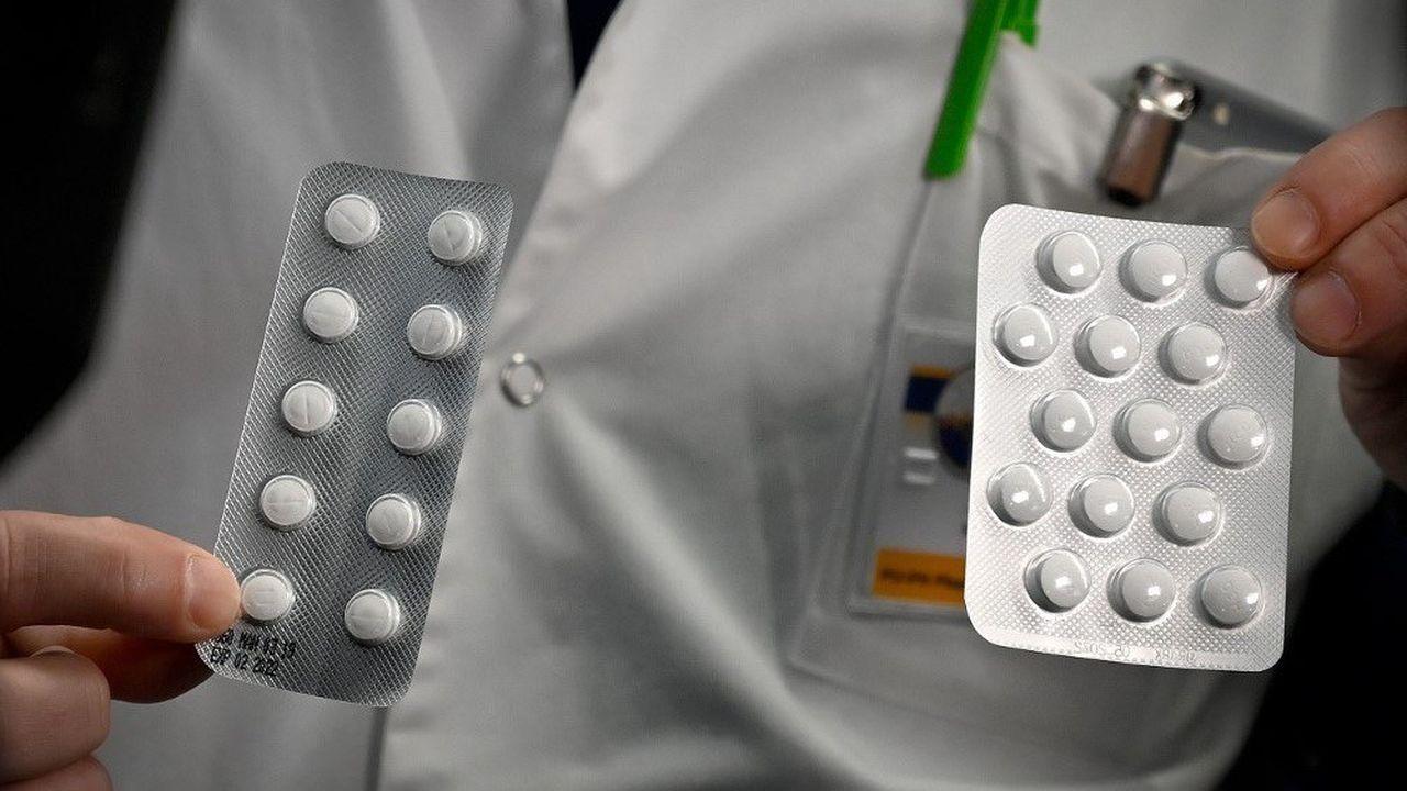 Le Plaquenil, à base d'hydroxychloroquine, fait partie des pistes médicamenteuses pour combattre le Covid-19.