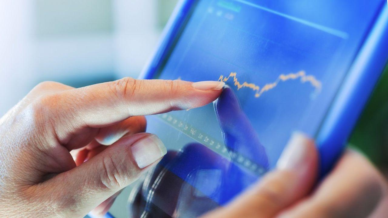 Nombre de particuliers se repositionnent alors que les Bourses mondiales, dont le CAC 40, ont déjà regagné une partie du terrain perdu.