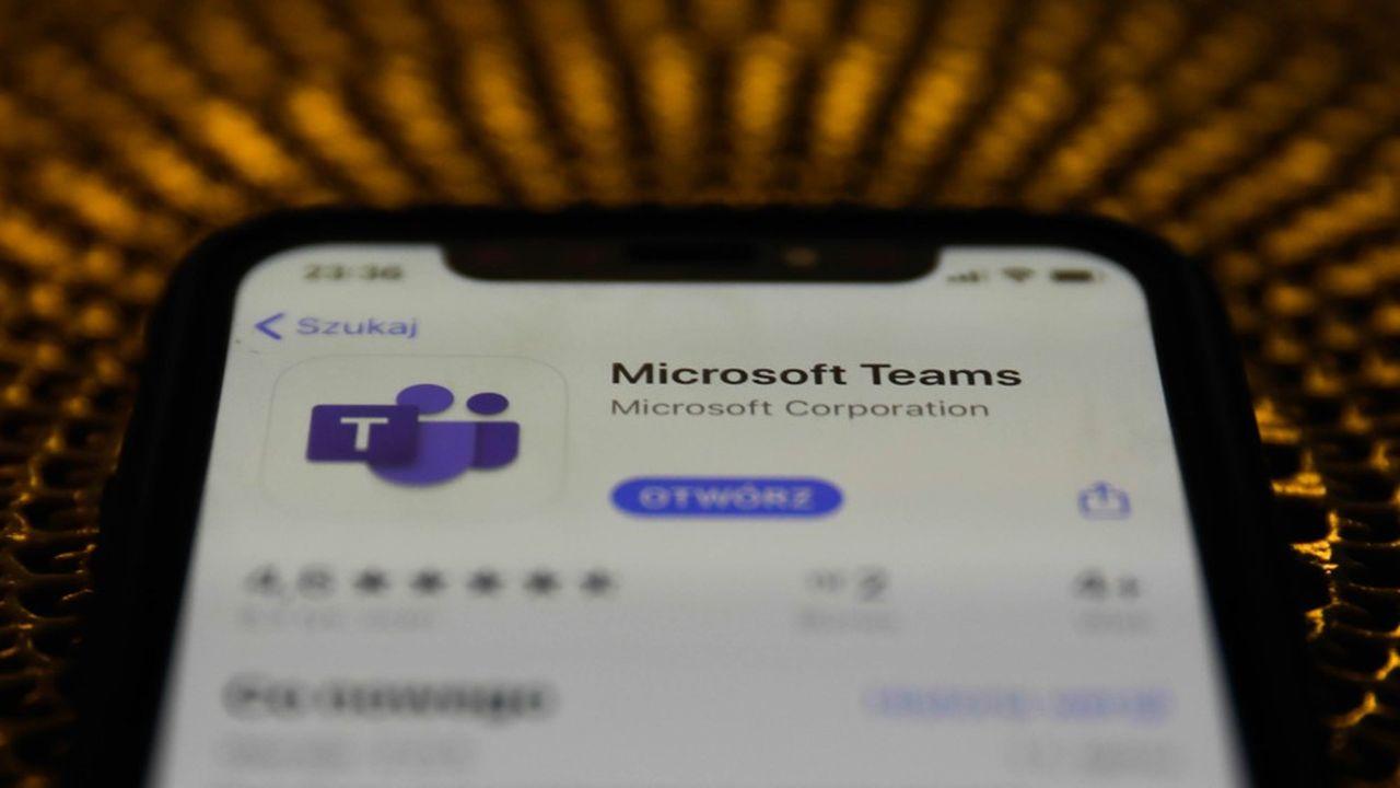 Microsoft Teams a été lancée en 2016 et connaît un succès grandissant.
