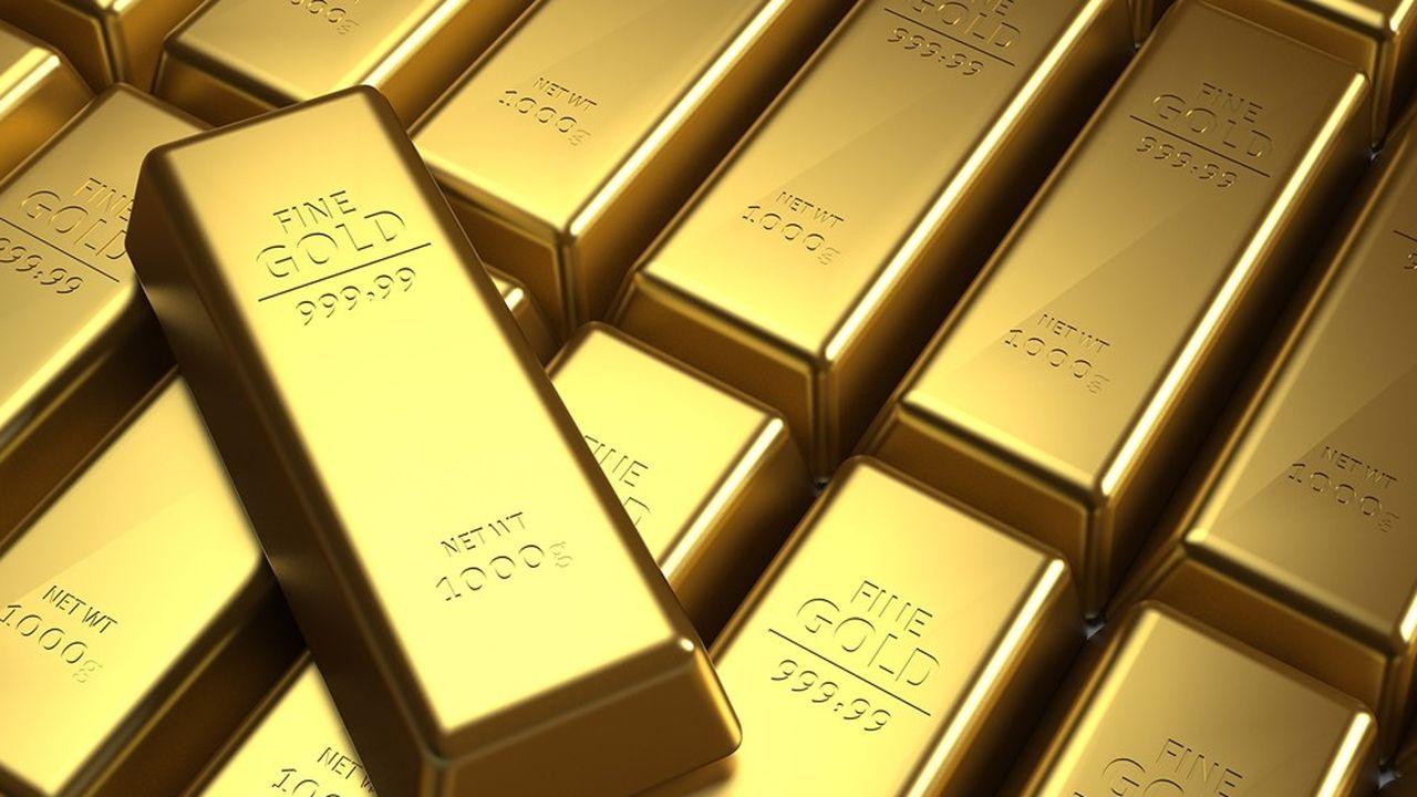 L'once d'or est remontée à 1.686dollars l'once, son plus haut niveau depuis 2013.